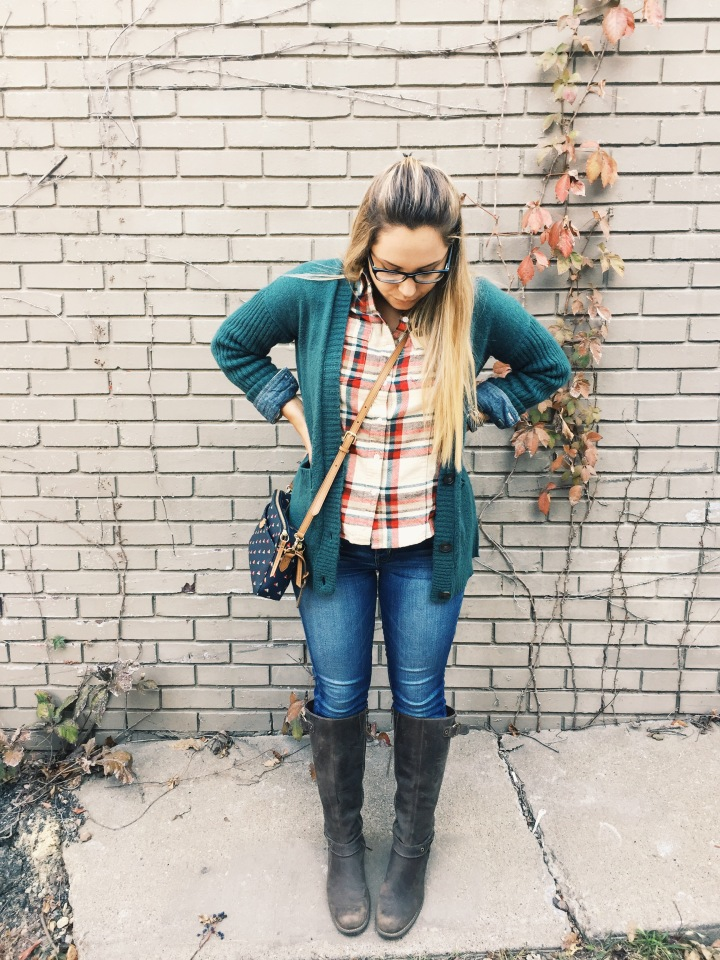 Flannels for Fall 🍃🍂🍁🌻#ootd
