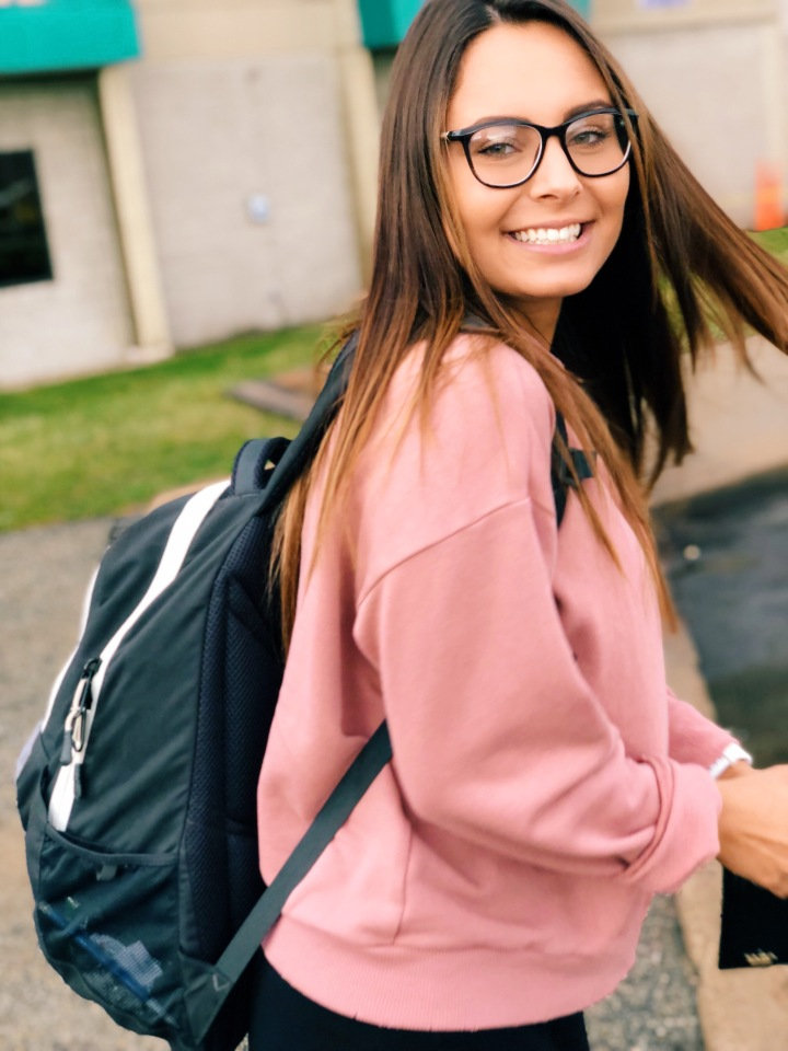 Athleisure College Outfit |#OOTD
