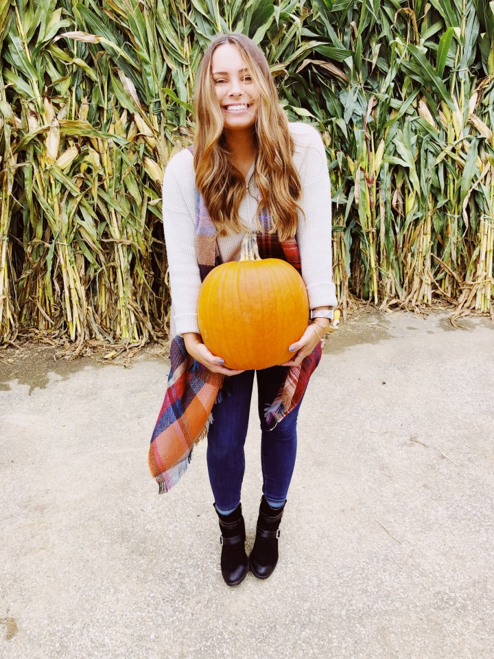 Perfect Pumpkin Patch Outfit|LEXTOBER #1 🍂🎃🌼