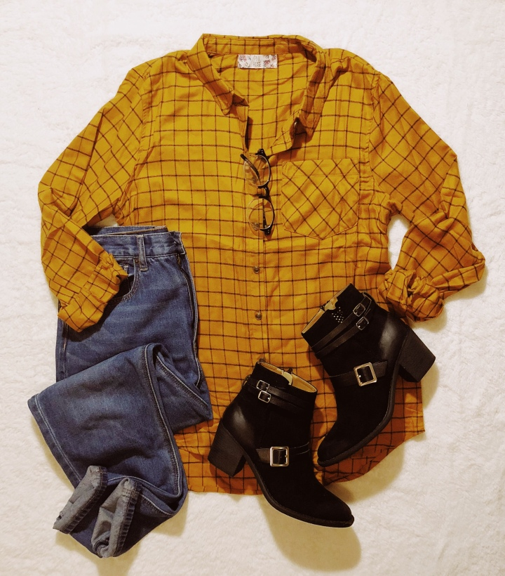 Outfits Of The Week: College Edition💛🌼🍃